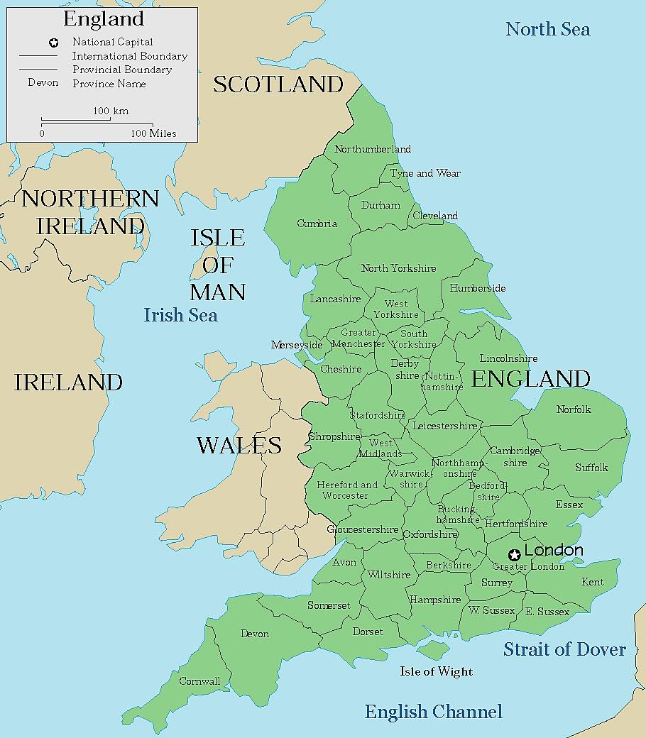Harta Anglia